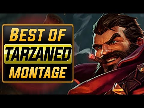 Tarzaned Montage 'Best Graves NA' (Best Of Tarzaned) | League of Legends