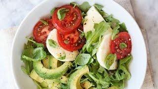 Scampi And Avocado Salad | Healthy Salad Recipe | Atul Kochhar
