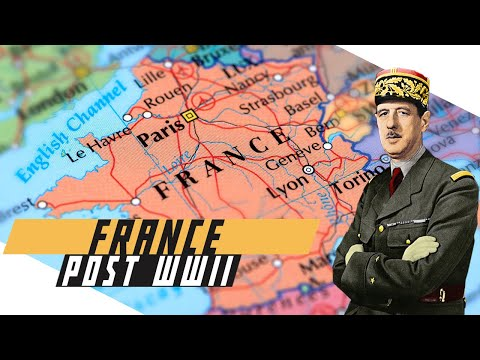 France post WWII - Cold War DOCUMENTARY