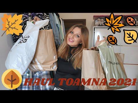 🍂 HAUL DE TOAMNA 2021  ZARA, H&M, MELI MELO, ORSAY