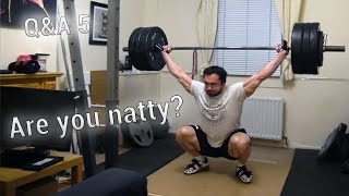 Q&A 5 - Am I Natty, Will I Give Up Weightlifting, and More