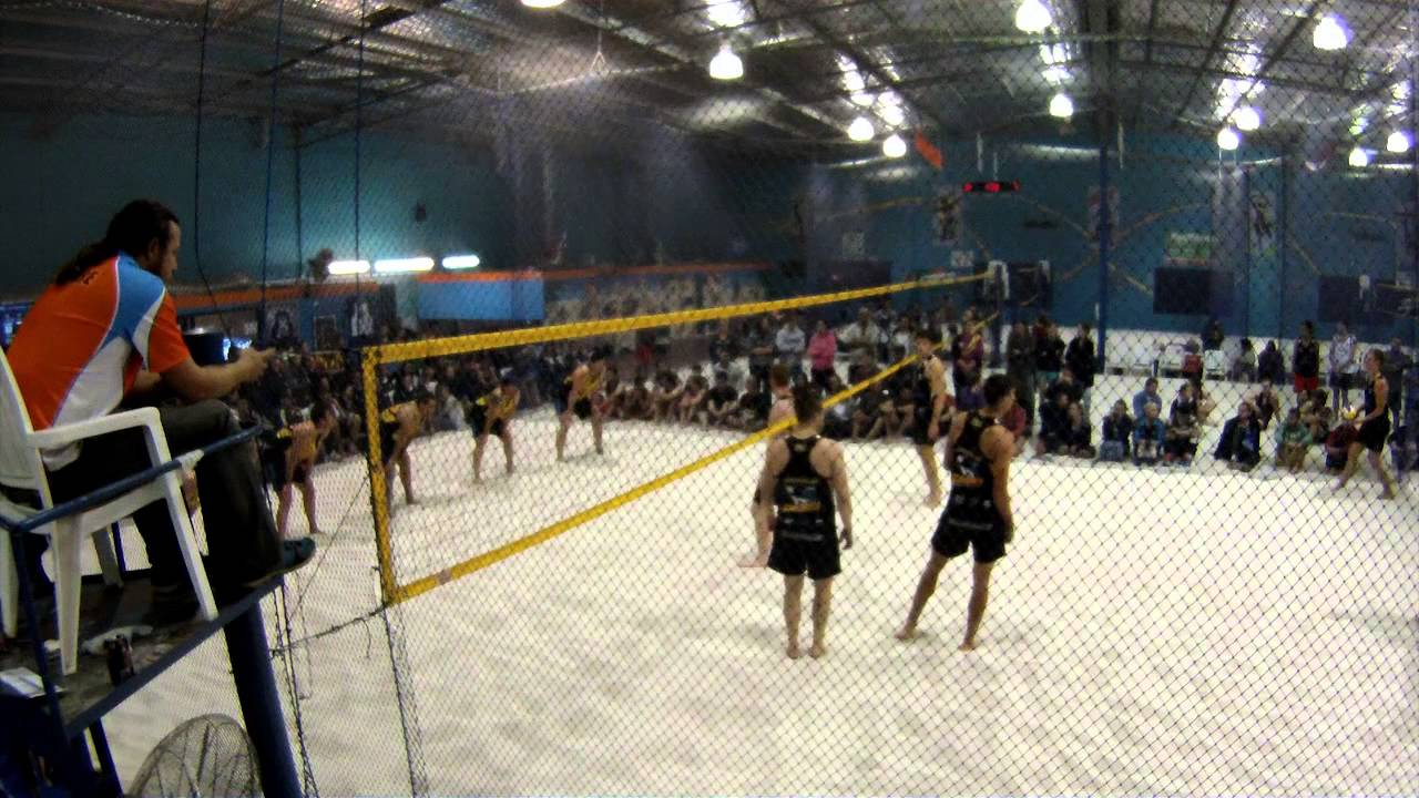 2017 Mens Division Grand Final Indoor Beach Volleyball Nationals You