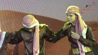 HOPE Qatar: 14th Annual Day: The Dhabka Boys in Brown