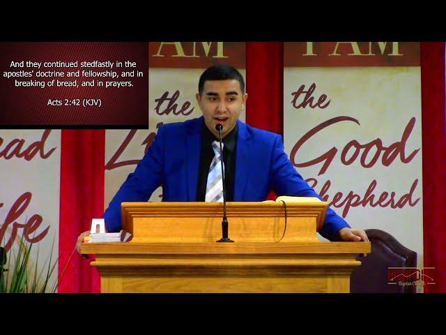 Sunday School- The Local Church