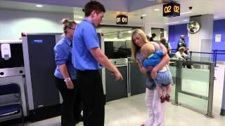 Autism Awareness at Manchester Airport Terminal 1