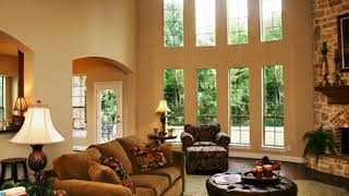 Video Two Story Living Room with Fireplace download MP3, 3GP, MP4, WEBM, AVI, FLV Juni 2018