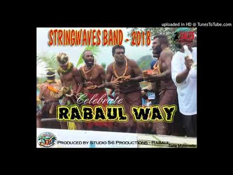 "StringWaves Band-2018 ""Rabaul Way"""