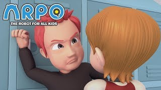 ARPO The Robot For All Kids - Ballet Bullies | 에피소드를보고 | 어린이를위한 만화 Videos For Kids