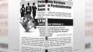Jawatan Kosong SPA Terkini Nov 2014