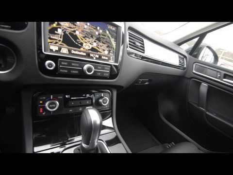 BRAND NEW 2015 Volkswagen Touareg Sport Technology Walk-Around Trend Motors VW Rockaway, NJ