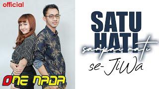 Download Lagu SATU HATI SAMPAI MATI - JIHAN feat WANDRA   OFFICIAL ONE NADA mp3