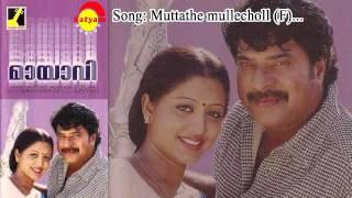Muttathe Mullecholl (F) -  Maayavi