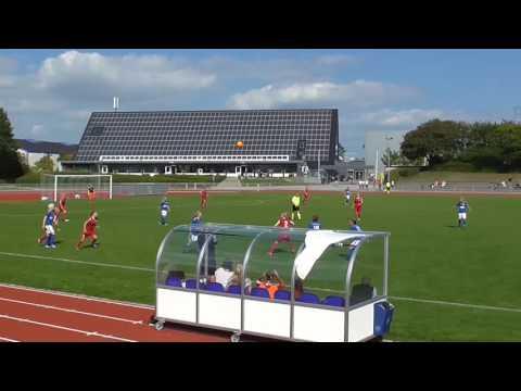 Greve vs. Sundby 0 - 1