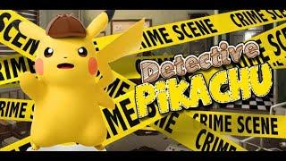 Detective Pikachu prepara su salto al cine