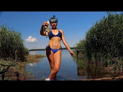 КЛЕВАТЬ БУДЕТ? ЛЕЩИ ПЛЫВУТ на КУКУРУЗУ! Рыбалка на фидер #186