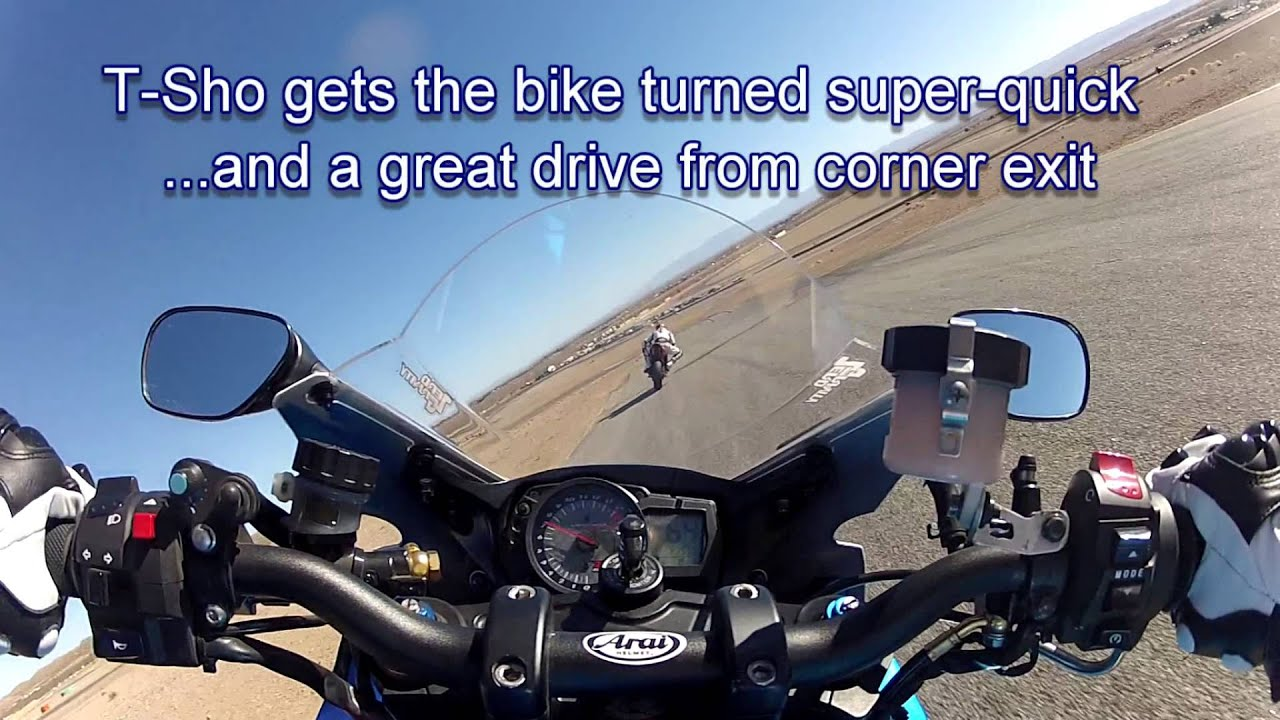 Following an AMA Pro Racer at Streets of Willow Springs Track Day