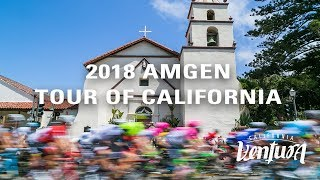 Ventura community comes together to welcome the 2018 Amgen Tour of California