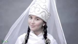 как менялись Кыргызские девушки с 1900 по 2015