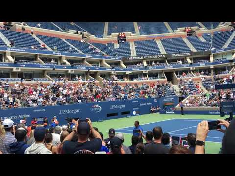 US Open 2017 -Martina Hingis in finals