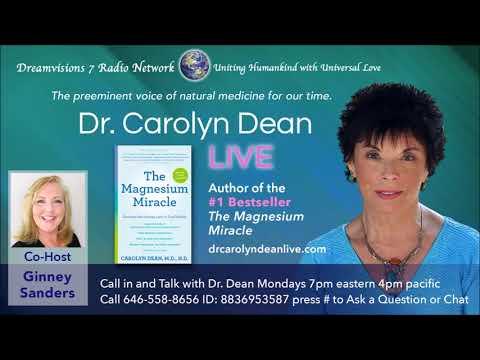 Calcium, Magnesium, Vitamin D – Carolyn Dean MD ND