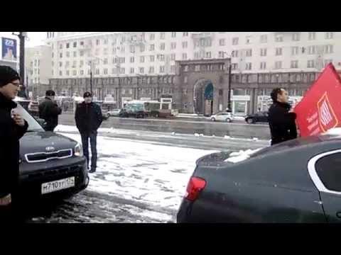 Автопробег в честь Дня автомобилиста