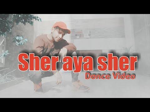 Divine Ft.Sher Aaya Sher #gully #boy #movie #songs Dance By Sameer Khan