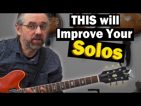 You Need To Practice Developing Phrases in Your Solos