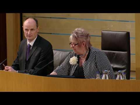 Welcoming Global Citizenship - Scottish Parliament: 11th January 2017