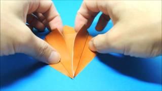 クリスマス飾り!折り紙で立体トナカイの作り方 http://www.xn--o9ja9dn...