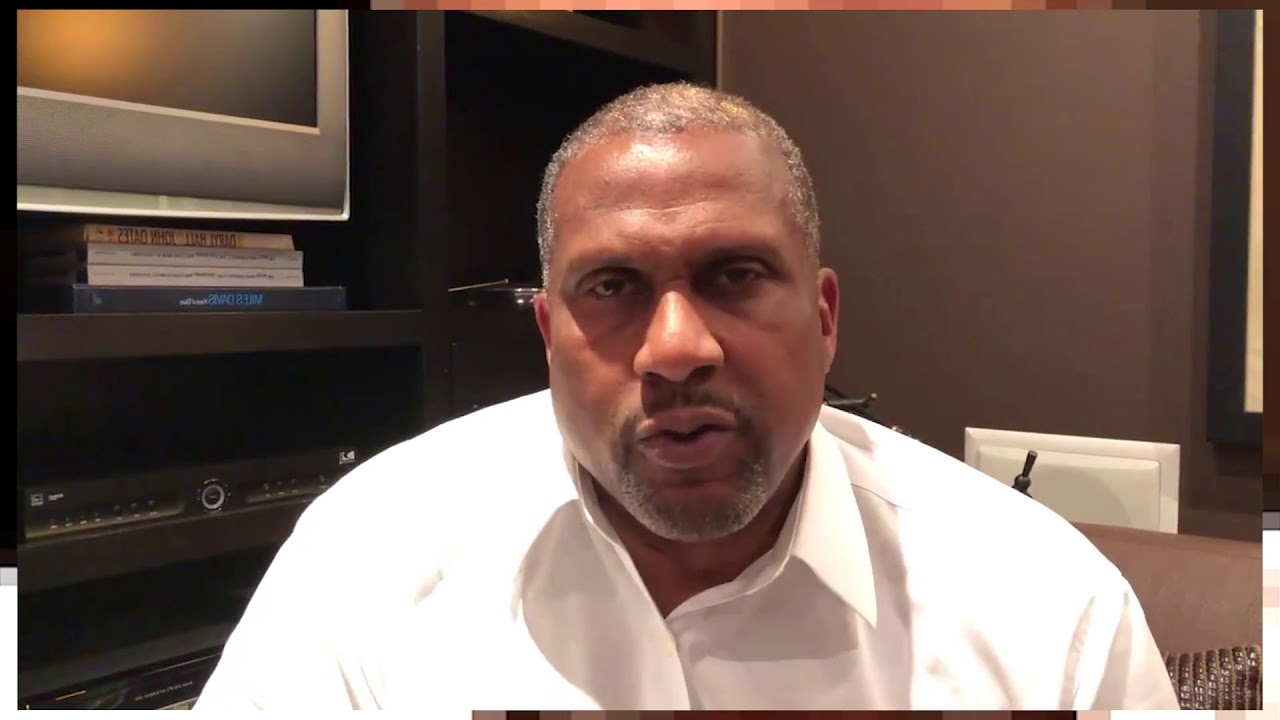 Tavis Smiley | Responds to PBS firing