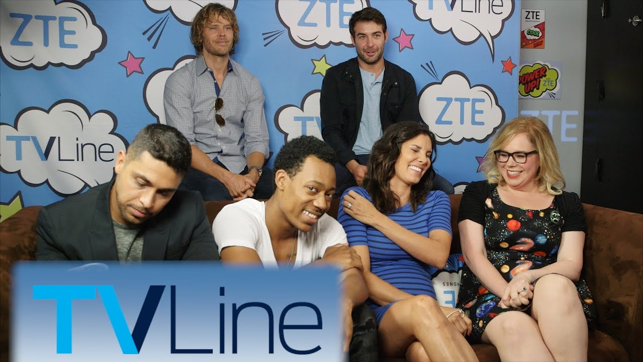 Criminal Minds Interview | TVLine Studio Presented by ZTE | Comic-Con 2016