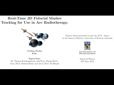 Real-Time 3D Fiducial Marker Tracking for Use in Arc Radiotherapy.