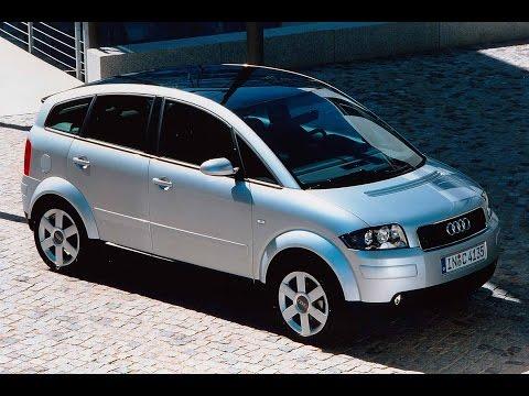 ¿Qué pasó con..? Audi A2 1999 - 2005