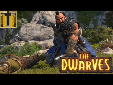 The Dwarves-  Part 1 (Diving into this RPG)