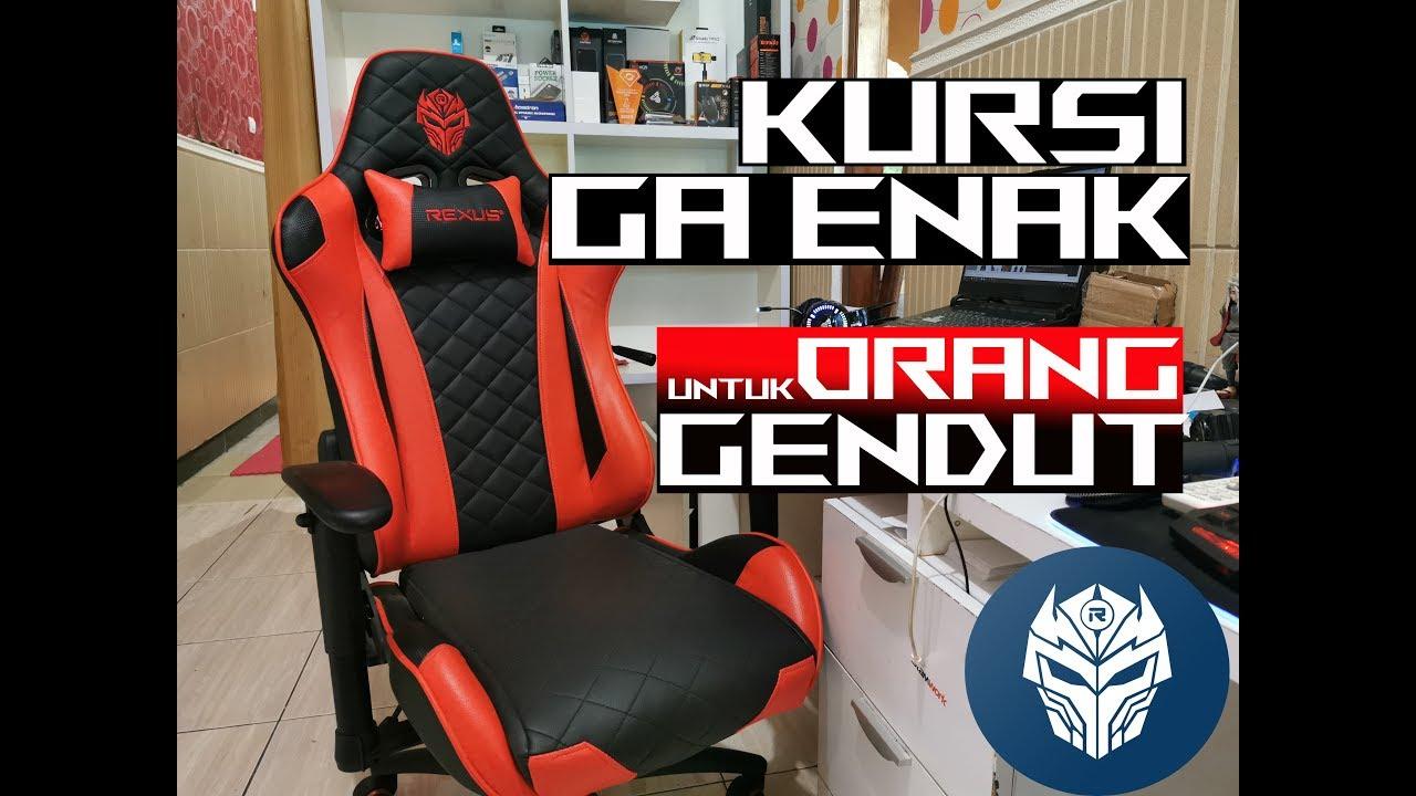 Cek Video ini Sebelum Beli Kursi Gaming Rexus RGC 101R ...