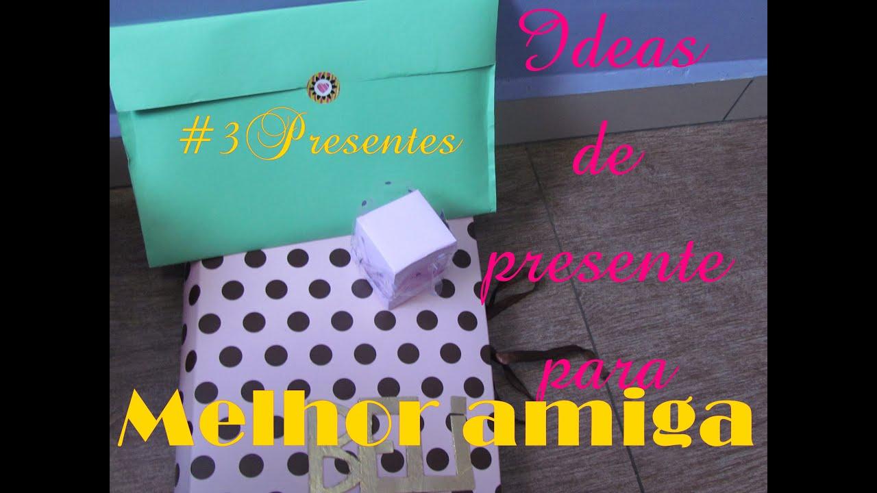 Textos Para Aniversario De Melhor Amiga: 3 Ideias De Presentes Para Melhor Amiga.