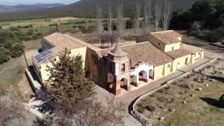 Gambar cover Primer vuelo inspire 2 - ermita Ntra. Sra del Rosario,Villarreal de Huerva,Aragon