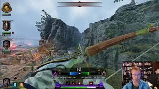 [Insane Game] Fatshark.Morja + Sword Dagger Handmaiden Vs Hypertwitch