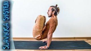 Йога для пресса | Упражнения для пресса в домашних условиях(Информационный ресурс SLAVYOGA http://slavyoga.ru/ - • Всё необходимое для эффективной практики йоги • В видео