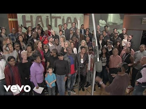 Various Artists - We Are The World 25 for Haiti  (Behind the Scenes, Pt. 2) mp3