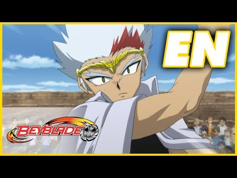 Beyblade Metal Fury: Kenta's Determination - Ep.109