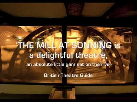 The Mill at Sonning theatre.wmv