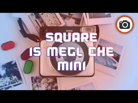 RECENSIONE Fujifilm Instax Square SQ6