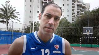 מאיר טפירו - כדורסל ישראלי זה שחקן ישראלי