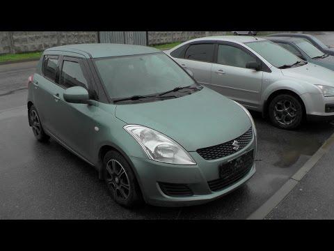 Выбираем б\у авто Suzuki Swift 4 (бюджет 400-450тр)