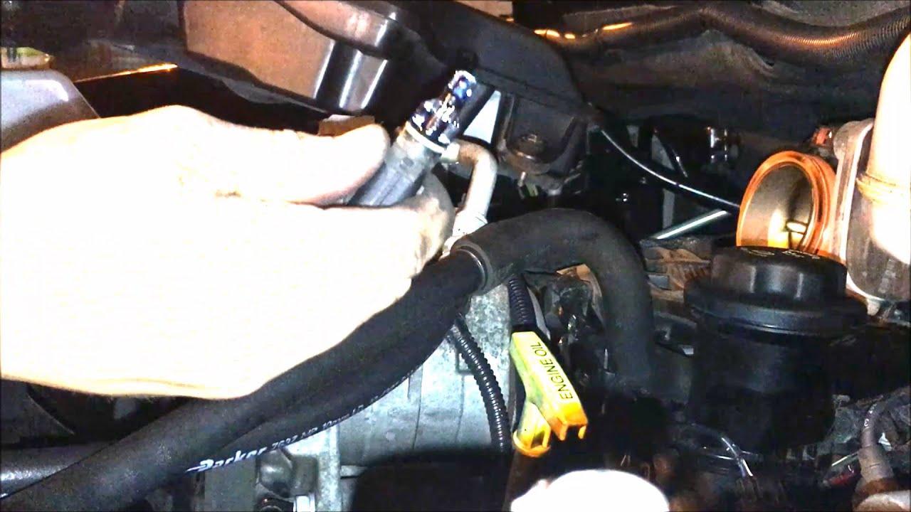 hight resolution of dodge ram intake manifold installation