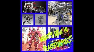 What's New in Transformers? Up Next is Fanshobby, TF Elements, Imaginarium Art and Much More!! Video