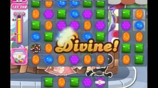 Candy Crush Saga Level 1155 (No booster, 3 Stars)