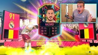 😱 HAZARD 91 OTW É BESTIALE! - OTW PACK OPENING FIFA 20