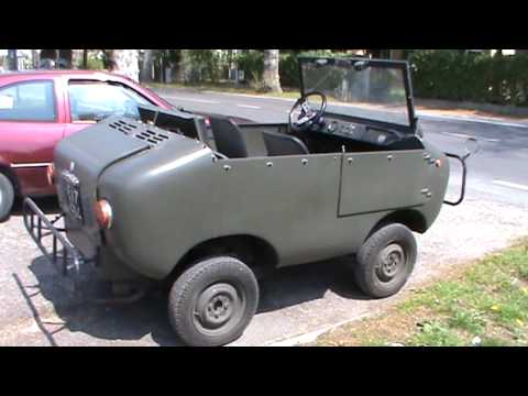 Auto Buffe Ferves Ranger Fiat 500 Youtube